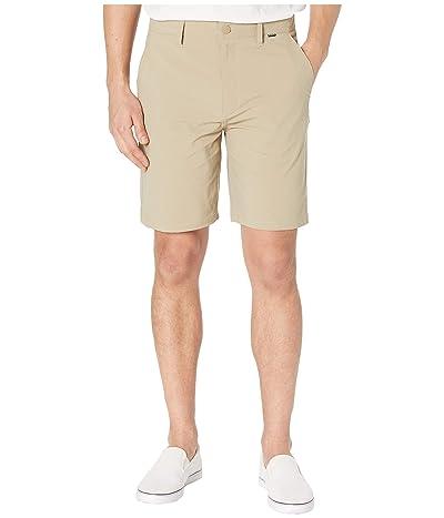 Hurley 20 Dri-Fit Chino 2.0 Shorts (Khaki) Men