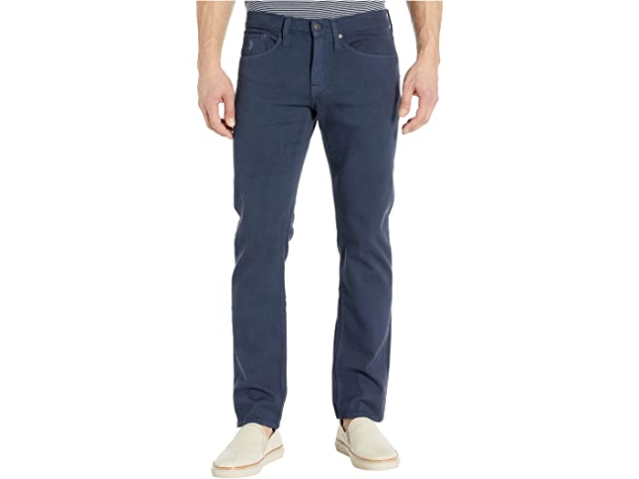 U.S. POLO ASSN. Slim Straight Stretch Jeans in Classic Navy