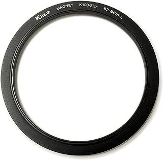 Kase K8 Magnetic 82mm Adapter for K8 / K100 Slim 100mm Filter Holder 86mm Optical Glass 82
