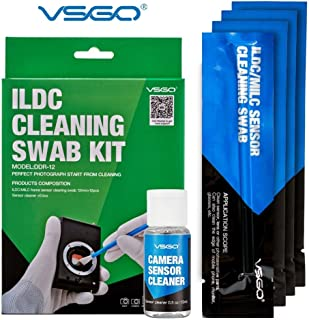 Kit de Limpieza vsgo para M4/312Swab + 15ml Sensor Cleaner