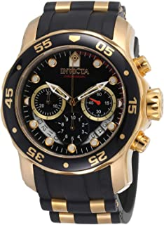 Invicta Pro Diver for Men - Sports Polyurethane Band Watch - 6981