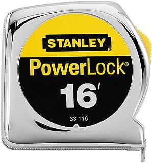 "Stanley Hand Tools 33-116 3/4"" X 16' PowerLock Professional Tape Measure"