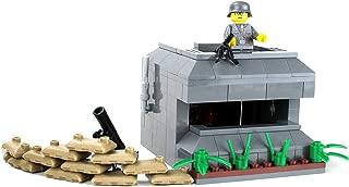 Battle Brick German WW2 Bunker Custom Set
