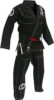 SunRise Lightweight Brazilian Jiu Jitsu Gi, BJJ Gi W/Preshrunk Fabric Adult & Children