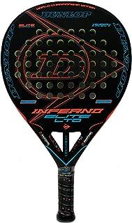Racchetta da paddle tennis Dunlop Inferno Elite LTD Blue.
