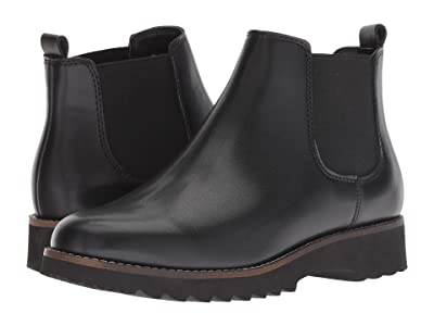 Blondo Roman Waterproof (Black Leather) Women