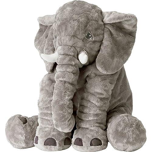 Large Plush Elephant Amazon Com