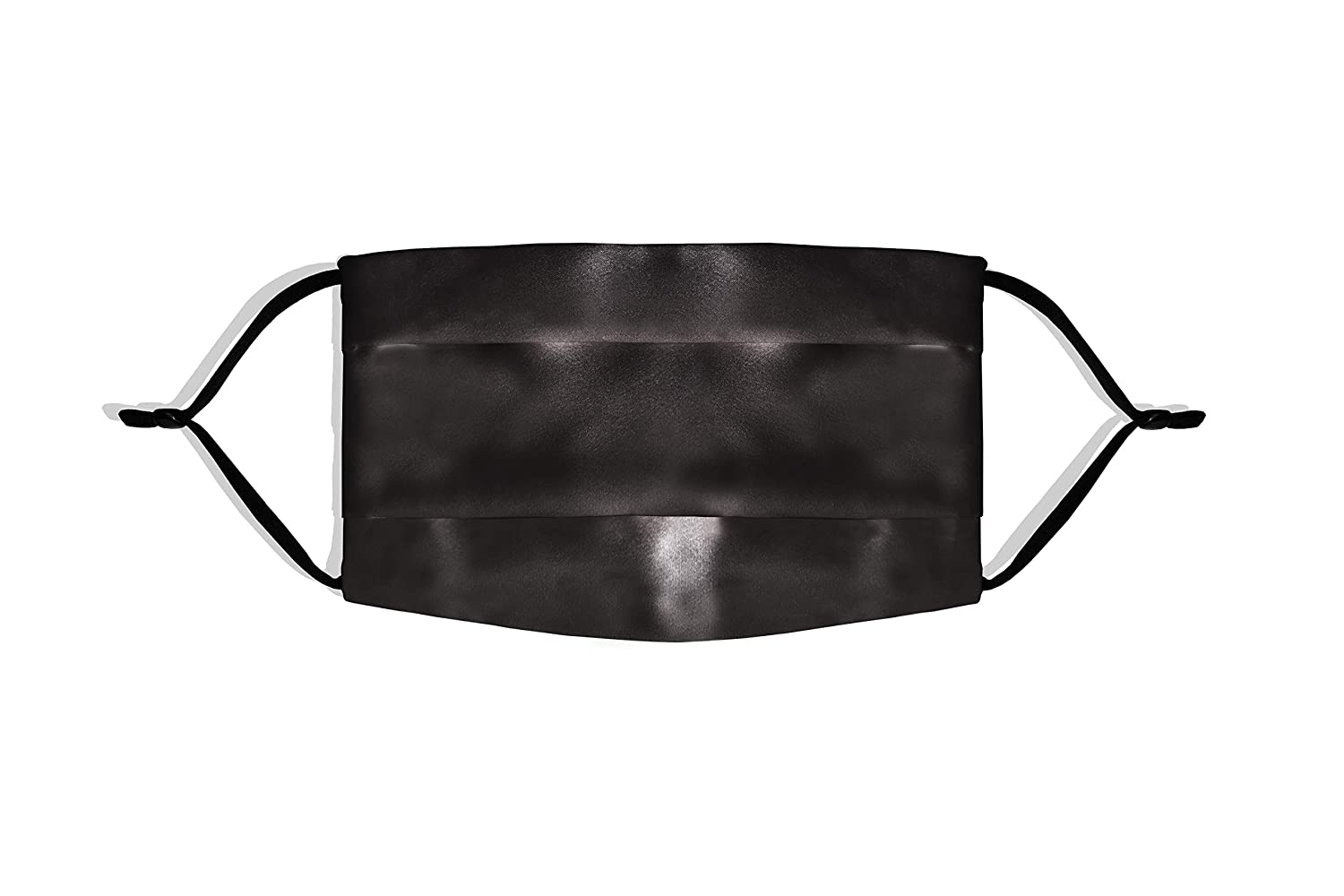 In stock Slip Silk Double-Sided Be super welcome Face Covering Size Black One - Br