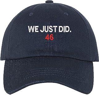 We Just Did 46 Baseball Hat- Joe Biden 46 President Hat