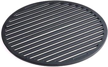 Tepro Grillrost, Guss-Einleger für Hauptrost 57 cm durchmesser 8568, schwarz, 30,5 x 30,5 x 1 cm, 8571