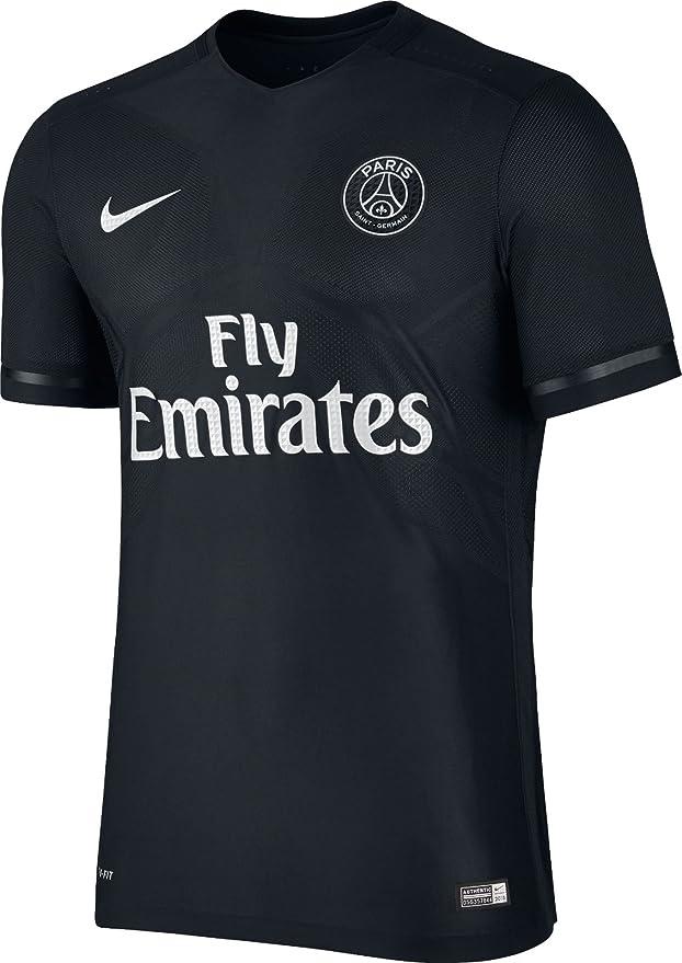 PSG Paris Saint Germain 2015 – 2016 Terza Maglia Nero M ...
