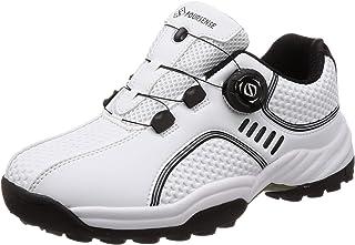 [フォーセンス] ゴルフ スパイクレス ダイヤルシューズ スポーツシューズ トレッキングシューズ 登山靴 メンズ FOSN-001M