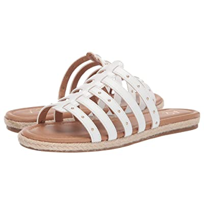 A2 by Aerosoles Drop Top (White Nappa) Women