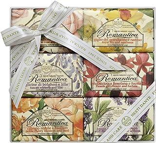 Nesti Dante Romantica Gift Set 6 x 150 g, 1er Pack 1 x 6 Stück