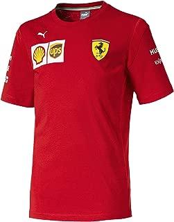 Scuderia Ferrari 2019 Kid's Team T-Shirt Red