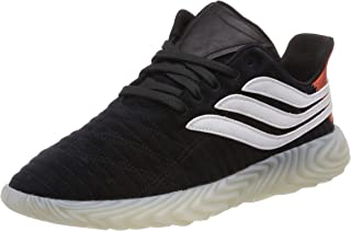 adidas Sobakov Mens Leather Sneakers/Shoes