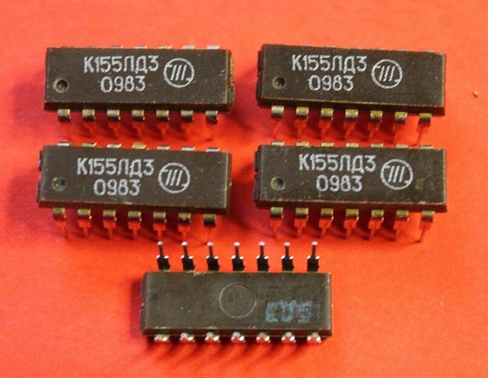 死ぬしつけ政治家のK155LD3 IC/Microchip USSR 25 pcs