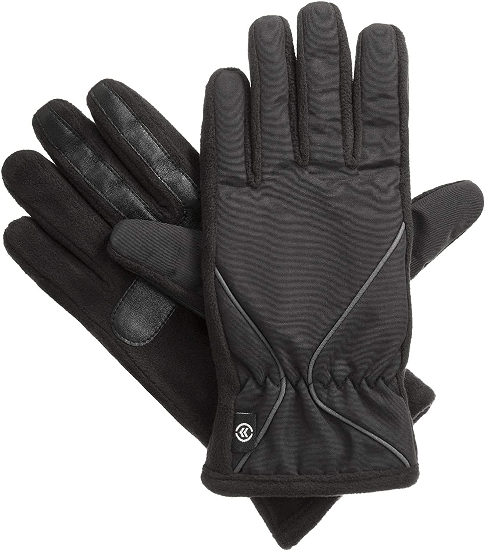 Isotoner Signature Tessa Nylon Thermaflex Core SmarTouch Tech Gloves