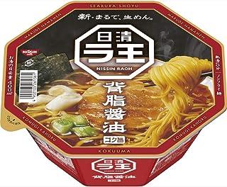 日清 ラ王 背脂醤油 112g ×12個