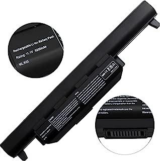 Gomarty A33-K55 A41-K55 A42-K55 Battery for ASUS X55 X55A X55C X55U X55V X55VD X75 X75A X75V X75VD A45 A55 A75 K45 K55 K75 K55A K55VD K55VM K55N R400 R500 R500A R500V R700 6 Cell