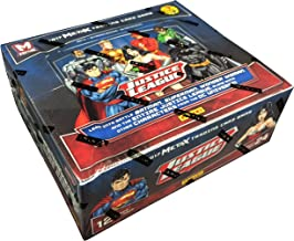 Meta X Justice League TCG Booster Display