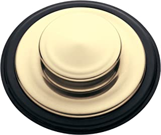 InSinkErator  STP-FG Sink Stopper for Garbage Disposals, French Gold