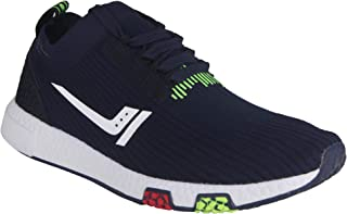 calcetto ROSTERC Series NAVYLIME Casual Shoes for Men