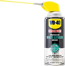 white lithium grease wd40