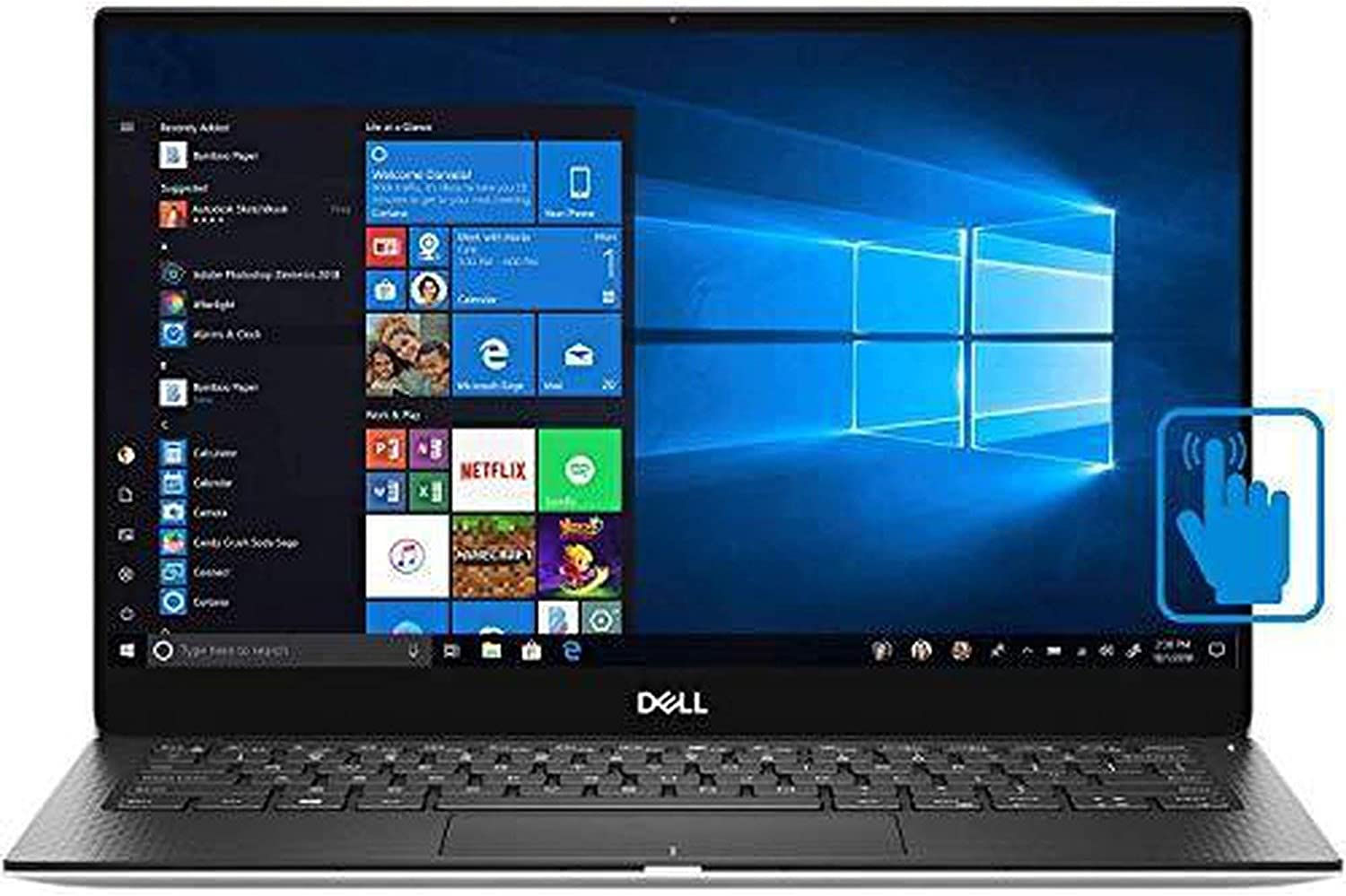 Dell XPS 13 7390 Thin and InfinityEdge 13.3