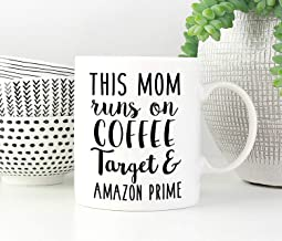 LECE Mommy Is The Best Businesswoman I Have Ever Seen Coffee Mug - 11Oz White Gift For Mother Wife Grandmother Fostermother In Mother's Day Easter Labour Day Thanksgiving Birthday Christmas