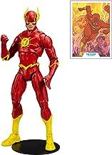 McFarlane Toys DC Multiverse The Flash: DC Rebirth Action Figure, Multicolor (15126-8)