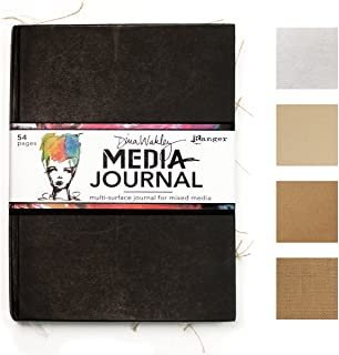 Ranger Dina Wakley Media Journal, papier wielokolorowy, 26,3 x 20,1 x 2,9 cm
