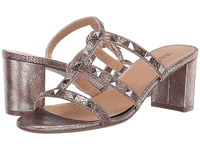 Vaneli Mayda (Pale Platino Gesa/Silver Trim) High Heels