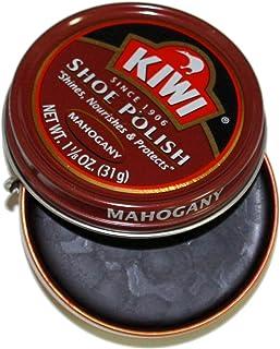 KIWI Mahogany Shoe Polish, 1-1/8 oz