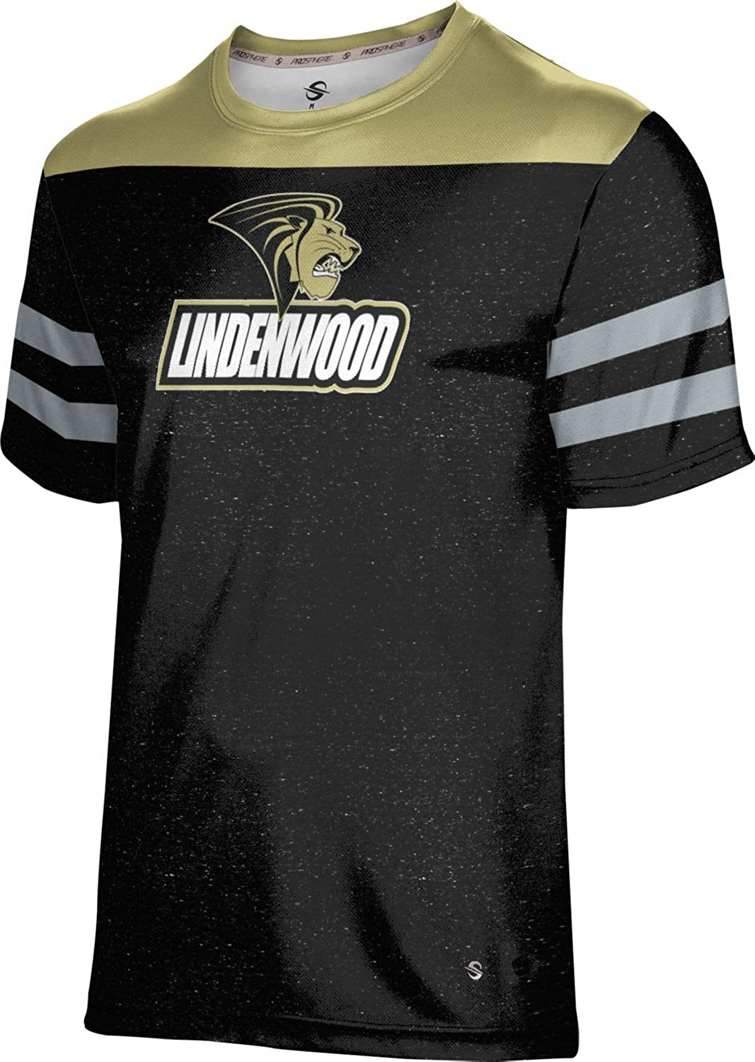 Max 40% OFF ProSphere Lindenwood University Deluxe Boys' Performance T-Shirt Gamed