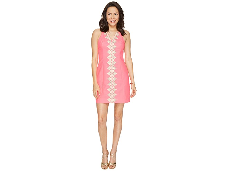 Lilly Pulitzer Pearl Shift (Bungalow Pink) Women