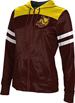 ProSphere Rowan University Girls Pullover Hoodie School Spirit Sweatshirt Spray Over