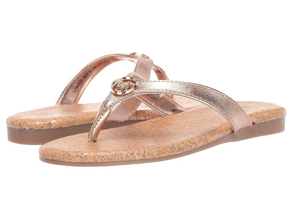 MICHAEL Michael Kors Kids Tilly Madison (Little Kid/Big Kid) (Rose Gold) Girls Shoes