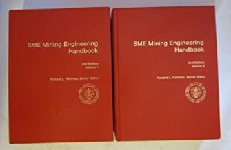 SME Mining Engineering Handbook VOL 1