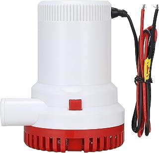 Nuzamas Automatische Bilgepumpe, tauchfähig, 12 V, 2000GPH, 29mm, Elektropumpe für..
