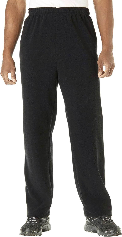 KingSize Men's Big & Tall Explorer Plush Fleece Pants