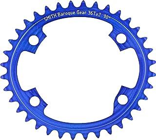 Baroque Gear 36T ±2 90° 4穴 青Blue