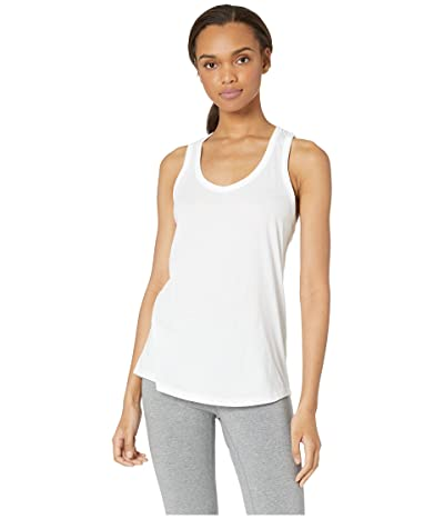 Beyond Yoga All About It Racerback Tank Top (White) Women