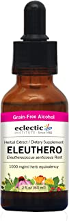 Eclectic Eleuthero O, Red, 2 Fluid Ounce