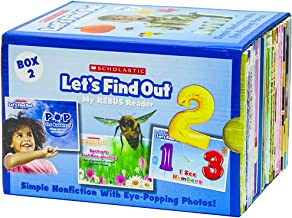 Let's Find Out: My Rebus Readers Multiple-Copy Set: Box 2
