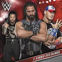 2018 WWE Wall Calendar (Day Dream)
