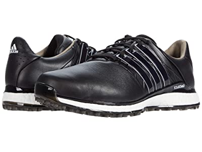 adidas Golf Tour360 XT-SL 2 (Black/Black/White) Men
