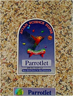 Volkman Seed Avian Science Super Parrotlet 20lb