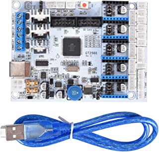 KINGPRINT GT2560 Controller Board with USB Cable for 3D Printer