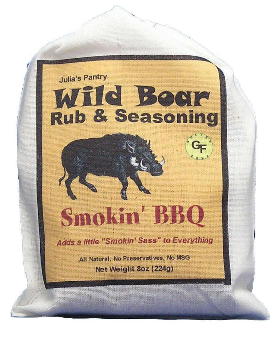 Wild Boar Sassy Smokey BBQ 2021 autumn and winter new Seasoning 8oz New popularity Rub